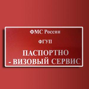 Паспортно-визовые службы Красного Яра