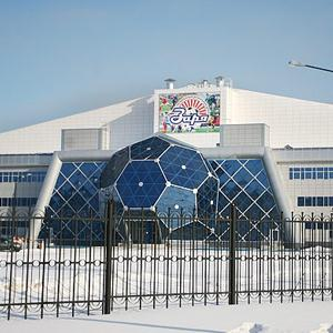 Спортивные комплексы Красного Яра
